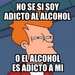 La presentación por el tema el alcoholismo y el tabaquismo