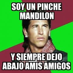 Soy Mandilon Y Que Related Keywords Suggestions Soy Mandilon Y