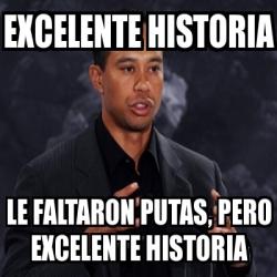 BONITA HISTORIA LE.FALTARON PUTAS