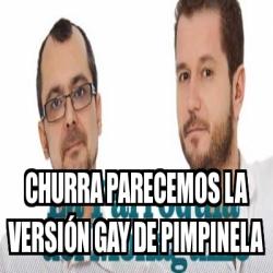 pimpinela gay