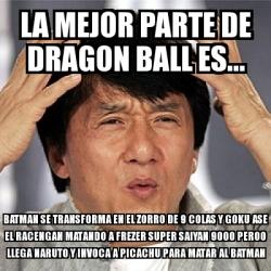 Meme Jackie Chan - la ...