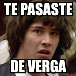 Meme Keanu Reeves - te...