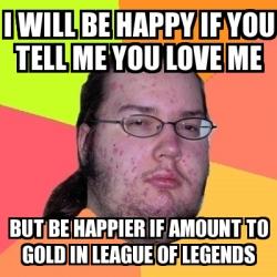 Happy Birthday League Legends Meme Www Picturesso Com