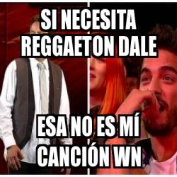 Si necesitas Reggaeton dale - Home Facebook