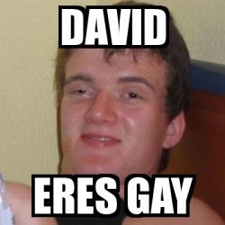 Es David Letterle gay