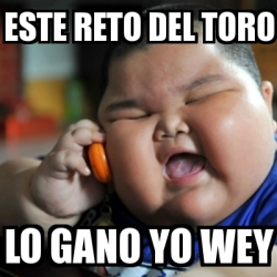 wey toro: