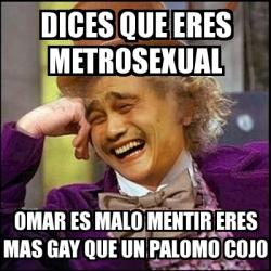 Palomo Cojo Gays